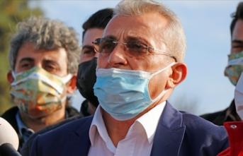 Sıddık Gültekin, CHP'li vekil Süleyman Girgin'i savcılığa şikayet ediyor
