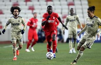 Sivas Fenerbahçe'ye dur dedi
