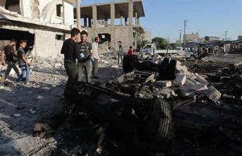 Tel Abyad'da sivillere saldırı: 2 çocuk öldü