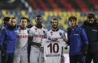 Trabzonspor Ankara'dan mutlu dönüyor