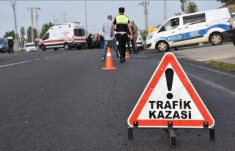 Trafik kazalarında 2020'nin acı bilançosu açıklandı