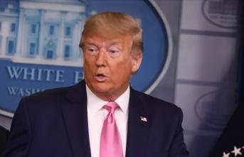 Trump'a bir darbe daha, hesabı kapatılacak
