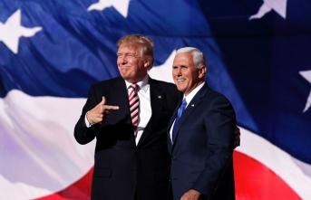 Trump ve Pence, Kongre baskınından sonra ilk kez görüştü
