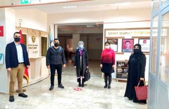 TÜGVA İzmir teşkilatından anlamlı proje