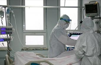 Türkiye'de koronavirüs salgınında son durum açıklandı