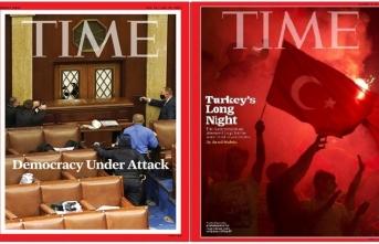 Türkiye'deki darbelere sevinen Time'ın ikiyüzlü tavrı