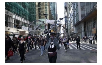 Washington'da olaylar: Sokağa çıkma yasağı ilan edildi