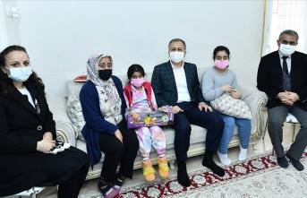 Yerlikaya açıkladı: 39 ilçede 231 bin aileye yardım yapıldı