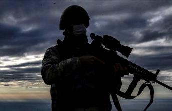 2'si terörist 9 kişi sınırda yakalandı