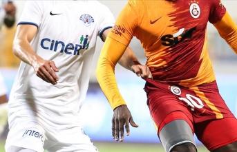 34. randevu: Galatasaray, Kasımpaşa maçına hazır