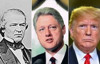ABD başkanları daha önce azledildi mi?