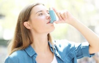 Astım hastalarına covid-19 için 7 öneri