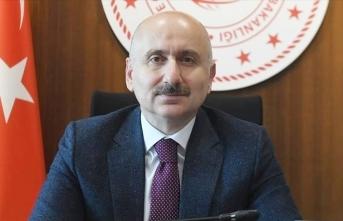 Bakan Karaismailoğlu açıkladı: Yıl sonunda açılıyor