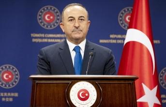 Çavuşoğlu'ndan PKK katliamına sessiz kalan ülkelere tepki