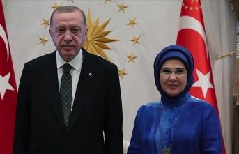 Erdoğan çifti Doğan Cüceloğlu için taziye mesajı yayımladı