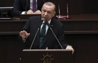Erdoğan'dan dünyaya KKTC mesajı: Daha fazla izin vermeyeceğiz