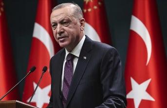 Erdoğan'dan kabine toplantısı sonrası önemli açıklamalar