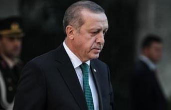 Erdoğan'dan Kadir Topbaş için taziye mesajı