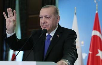 Erdoğan'dan sert açıklamalar: Artık mızrak çuvala sığmıyor