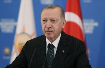 Erdoğan: PKK'ya terör örgütü diyemeyenlerinde foyası ortaya çıktı