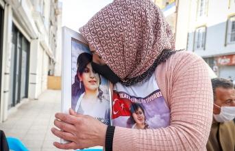 Evlat nöbetindeki ailelerden HDP'ye tepki: Çocuklarımız sizlerin piyonu olmayacak