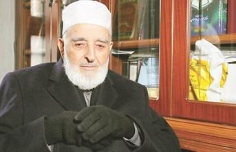 FOCIC'ten M.Emin Saraç Hoca için taziye mesajı