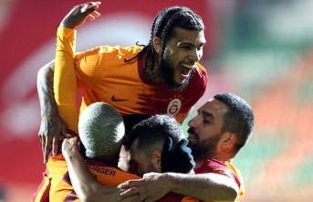 Galatasaray lider gitti lider döndü