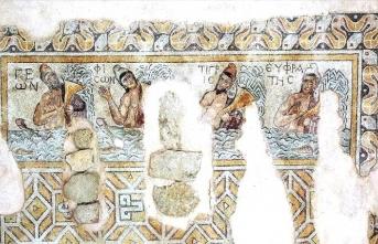 Hadrianaupolis Antik Kenti'nde incelikli çalışmalar devam ediyor