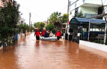 İzmir'de hasar tespit çalışması yapılacak
