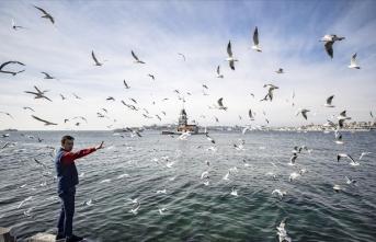 Marmara bölgesine 'fırtına' uyarısı