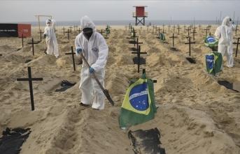 Latin Amerika ülkelerinde salgın alarm veriyor