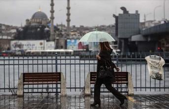 Meteoroloji: Havalar ısınacak ama yağış bitmedi
