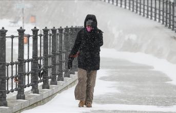 Meteoroloji tarih verdi: Soğuk hava geri geliyor