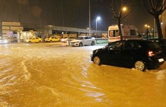 Meteorolojiden 4 il için kuvvetli yağış uyarısı