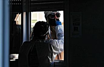 O ülkede koronavirüs testi işlemi durduruldu