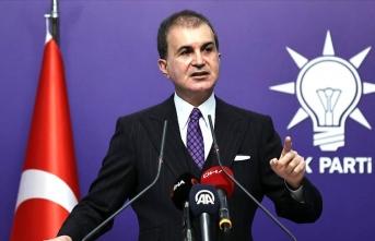 Ömer Çelik'ten CHP'ye Gara tepkisi