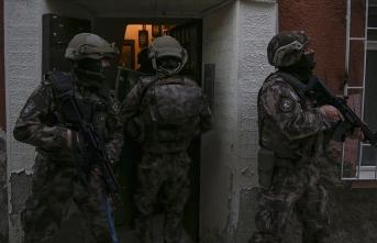 PKK operasyonu: Çok sayıda gözaltı