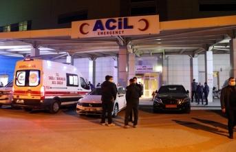 Polisi silahla yaralayan şüpheli vurularak yakalandı