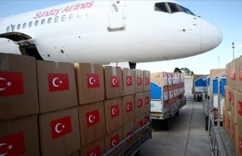 Resmi Gazete'de yayımlandı: Müttefik ülkelere yapılacak yardım limiti tam...