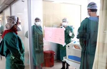 Türkiye'de koronavirüs salgınında son durum