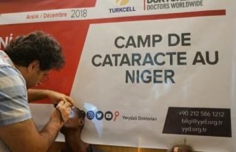 Yeryüzü Doktorları yüzlerce katarakt hastasına umut oldu