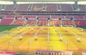 Tüm talepler geri çevrildi: Galatasaray'da stat krizi