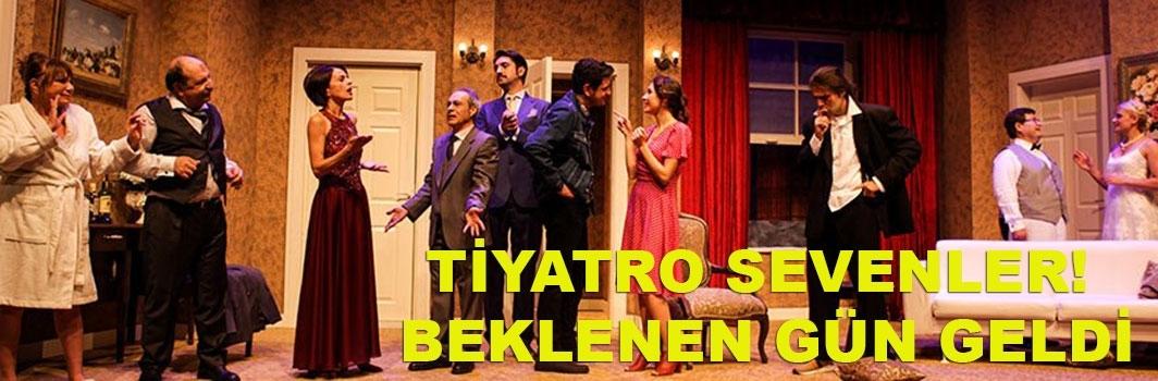 Tiyatro severlerin beklediği haber geldi