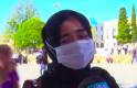 Türkiye'de yaşayan Doğu Türkistanlı genç kızdan yürekleri dağlayan feryat: Yaşlılarımız katlediliyor!