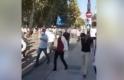 Vatandaşlar koşarak Ayasofya Camii'ne akın etti