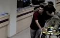 Darbeci hain Semih Terzi'nin son anları güvenlik kamerasında