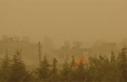 Toz bulutu vatandaşların yaşamını olumsuz etkiliyor