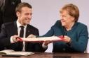 Almanya ve Fransa'dan flaş anlaşma! Ortak sanayi...