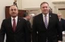 Dışişleri Bakanı Çavuşoğlu ABD'li mevkidaşı...
