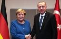 Erdoğan ile Merkel'den 'Doğu Akdeniz'...